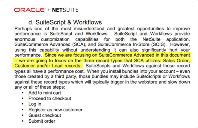 SCA Event Scripts