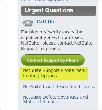 Phone Menu Diagram
