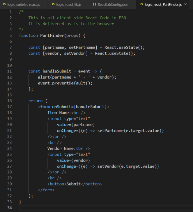 logic_react_PartFinder