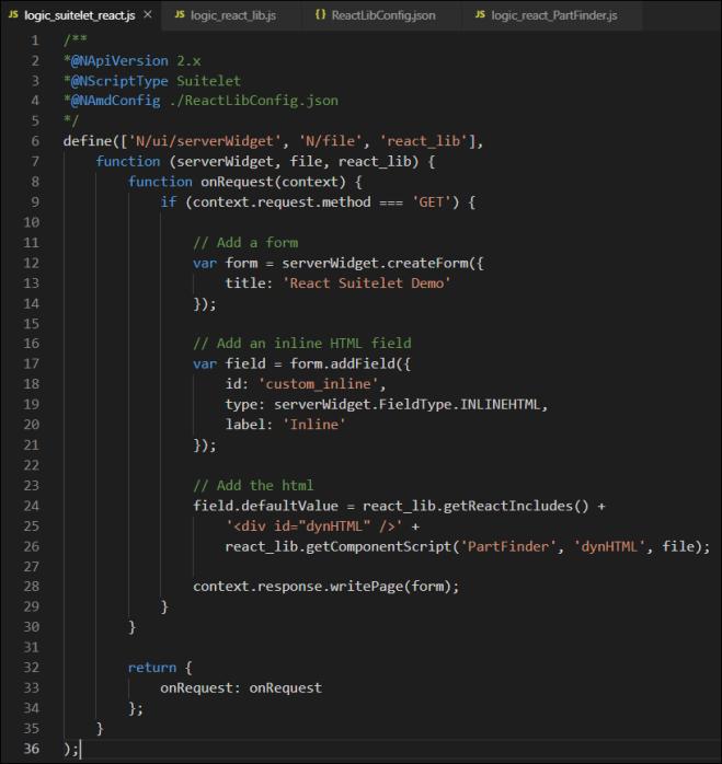 logic_suitelet_react.js