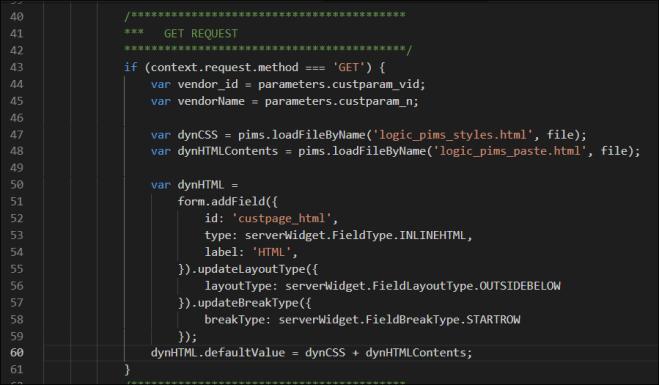 Inline HTML Element